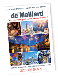 Catalogue de Maillard Hiver 2020 et 2021